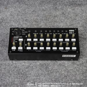 KORG | SQ-1【中古】<img class='new_mark_img2' src='https://img.shop-pro.jp/img/new/icons7.gif' style='border:none;display:inline;margin:0px;padding:0px;width:auto;' />