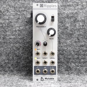 Mutable Instruments | Ripples【中古】<img class='new_mark_img2' src='https://img.shop-pro.jp/img/new/icons7.gif' style='border:none;display:inline;margin:0px;padding:0px;width:auto;' />