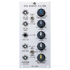 Analogue Systems | RS-500E EMS Filter【旧パネル特価・ASDOプレゼント】<img class='new_mark_img2' src='https://img.shop-pro.jp/img/new/icons20.gif' style='border:none;display:inline;margin:0px;padding:0px;width:auto;' />