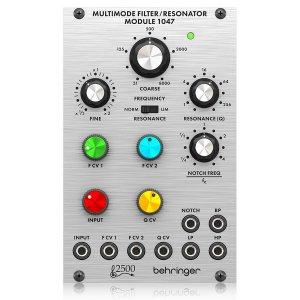 Behringer | MULTIMODE FILTER / RESONATOR MODULE 1047 - System 2500