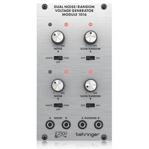 Behringer | DUAL NOISE/RANDOM VOLTAGE GENERATOR 1016 - System 2500