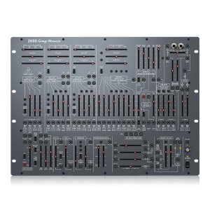 Behringer | 2600 GRAY MEANIE