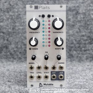 Mutable Instruments | Plaits【中古】<img class='new_mark_img2' src='https://img.shop-pro.jp/img/new/icons7.gif' style='border:none;display:inline;margin:0px;padding:0px;width:auto;' />