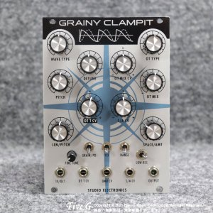 Studio Electronics | GRAINY CLAMPIT【中古】<img class='new_mark_img2' src='https://img.shop-pro.jp/img/new/icons7.gif' style='border:none;display:inline;margin:0px;padding:0px;width:auto;' />