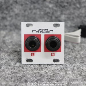 Intellijel Designs | Stereo Line Out Jacks 1U【中古】<img class='new_mark_img2' src='https://img.shop-pro.jp/img/new/icons7.gif' style='border:none;display:inline;margin:0px;padding:0px;width:auto;' />