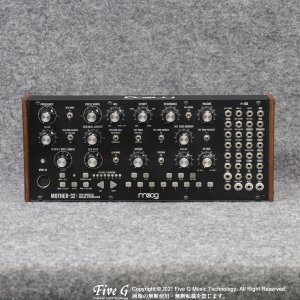 Moog | Mother-32【中古】<img class='new_mark_img2' src='https://img.shop-pro.jp/img/new/icons7.gif' style='border:none;display:inline;margin:0px;padding:0px;width:auto;' />
