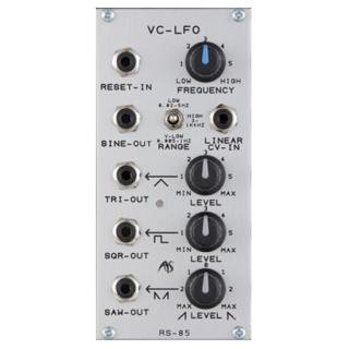 Analogue Systems | RS-085 Ext Range LFO