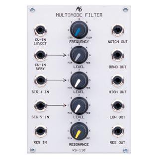 Analogue Systems | RS-110 Multimode Filter