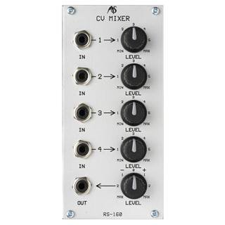 Analogue Systems | RS-160 4ch CV Mixer