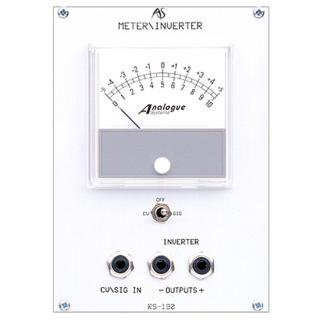 Analogue Systems RS-190 VU Meter