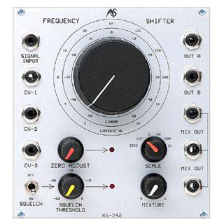 Analogue Systems | RS-240 Bode Type Freq Shifter