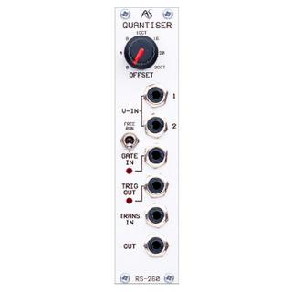 Analogue Systems | RS-260 Voltage Quantizer