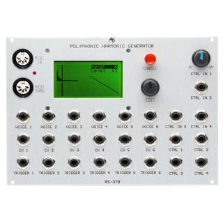 Analogue Systems | RS-370 Poly Harmonic Generator