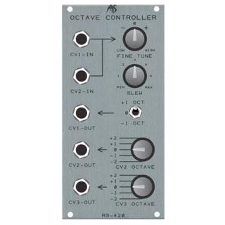 Analogue Systems | RS-420 Octave Controller