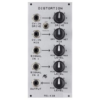 Analogue Systems | RS-430 Distortion