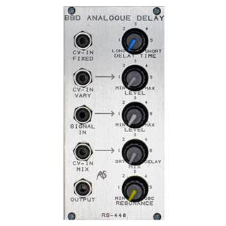 Analogue Systems RS-440 BBD Analogue Delay