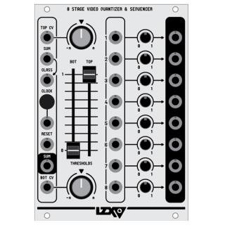 LZX Industries | 8 Stage Video Quantizer & Sequencer