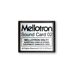 Mellotron | Sound Card 02