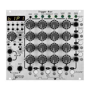 Tiptop Audio | Trigger Riot