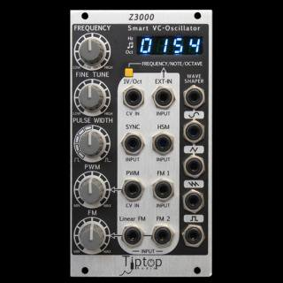 Tiptop Audio | Z3000 Smart VCO Mk2