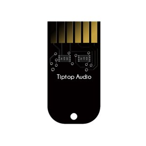 Tiptop Audio Z-DSP Numberz Blank Cartridge