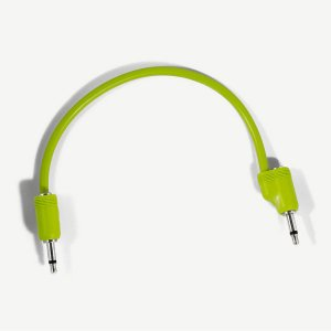 Tiptop Audio Stackable Cable Green 20cm