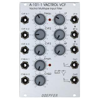 Doepfer | A-101-1 Vactrol Multi Filter