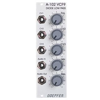 Doepfer | A-102 Diode Low Pass Filter EMS