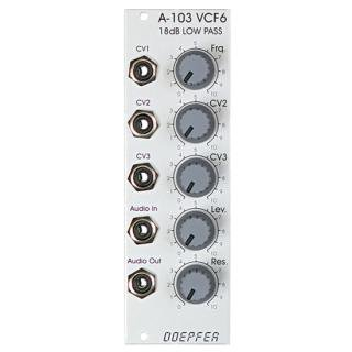 Doepfer A-103 18dB Low Pass Filter TB