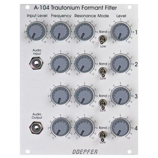 Doepfer | A-104 Trautonium Formant Filter