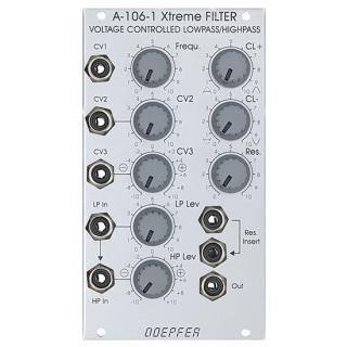 Doepfer   A-106-1 Xtreme Low / Hi Pass Filter