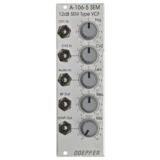 Doepfer | A-106-5 12dB SEM Multimode Filter