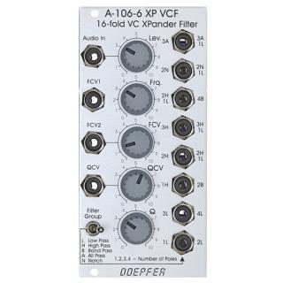 Doepfer | A-106-6 16 Fold VC Xpander Filter