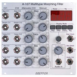 Doepfer A-107 Multi Morphing Filter<img class='new_mark_img2' src='//img.shop-pro.jp/img/new/icons41.gif' style='border:none;display:inline;margin:0px;padding:0px;width:auto;' />