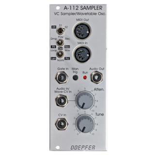 Doepfer | A-112 VC Sampler / Wave Table Oscillator