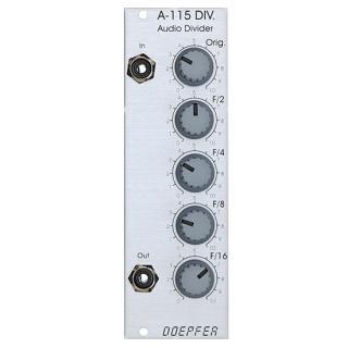 Doepfer | A-115 Audio Divider