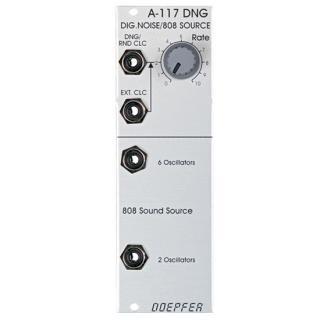 Doepfer | A-117 DNG / 808 Digital Noise / Random Clock / 808 Source