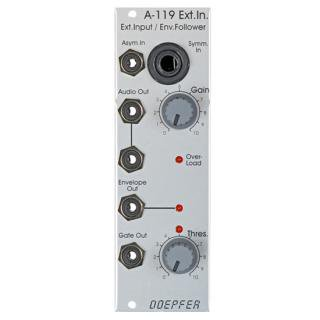 Doepfer | A-119 External Input / Env Follower