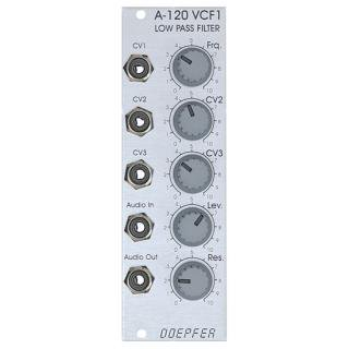 Doepfer A-120 VCF-1 24dB Low Pass-1 Moog