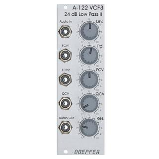 Doepfer A-122 VCF-3 24dB Low Pass-2 CEM