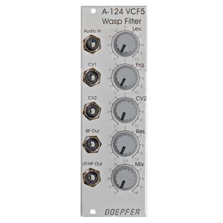 Doepfer A-124 VCF5 WASP Filter