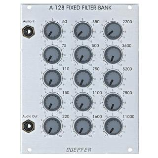 Doepfer | A-128 Fixed Filter Bank