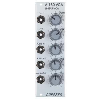 Doepfer A-130 VCA Liner<img class='new_mark_img2' src='//img.shop-pro.jp/img/new/icons41.gif' style='border:none;display:inline;margin:0px;padding:0px;width:auto;' />