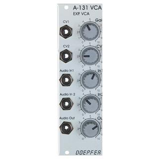 Doepfer A-131 VCA Log