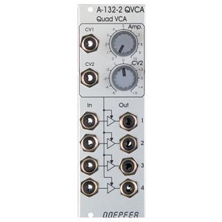 Doepfer | A-132-2 Quad VCA