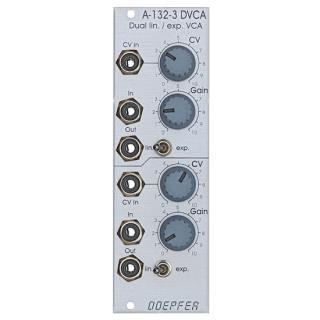 Doepfer A-132-3 Dual Liner / Log VCA<img class='new_mark_img2' src='//img.shop-pro.jp/img/new/icons41.gif' style='border:none;display:inline;margin:0px;padding:0px;width:auto;' />