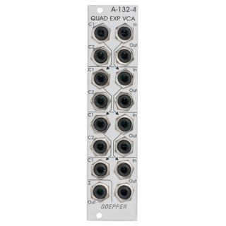 Doepfer | A-132-4 Quad Exp VCA