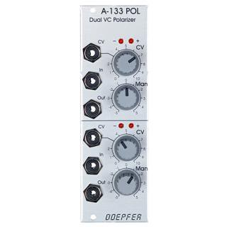 Doepfer A-133 Dual VC Polarizer<img class='new_mark_img2' src='//img.shop-pro.jp/img/new/icons41.gif' style='border:none;display:inline;margin:0px;padding:0px;width:auto;' />