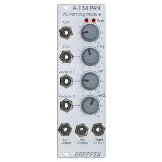 Doepfer   A-134-1 Voltage Controlled Panning