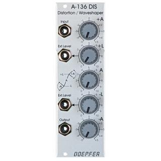 Doepfer | A-136 Distortion / Waveshaper